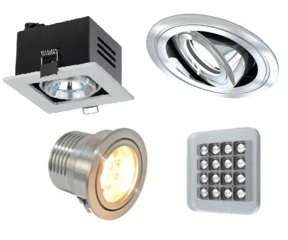 Inbouwspots / downlight
