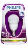 Philips LED lamp kogel mat 4W(25W) E14 warm wit niet dimbaar led verlichting_