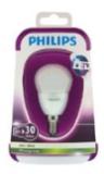 Philips LED lamp kogel mat 4W (30W) E14 warm wit niet dimbaar led verlichting_