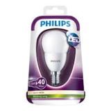 Philips kogel LED LAMP mat E14 (kleine fitting)  6W (40W) ledverlichting_