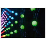 Showtec Pixel Bubble 80 MKII incl 15 strings 50mm RGB LED pixel balls_