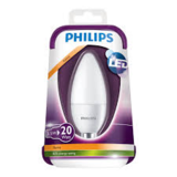 Philips FLAME kaars LED LAMP e14 (kleine fitting) 3.5watt_