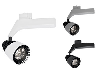 CLS Sapphire Retail 16 series trackrail 37Watt CLS LED spot