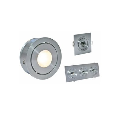 CLS Florence GII Inzetmodule LED Inbouwspot 3000K warm wit 40° 3W
