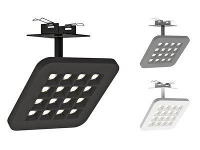 CLS Ultima T Tilt half inbouw/half opbouw LED armatuur kantelbaar 20W incl. voeding