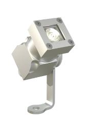 CLS REVO Micro Basic Blank Geadoniseerd Aluminum LED Spot Buiten Armatuur