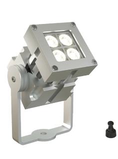 REVO Compact Basic Magno LED spot buiten armatuur  speciaal dimbaar