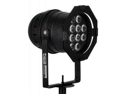BRITEQ BT-STAGEPAR 6in1 12X12Watt  RGBWA+UV LED par/spot 15°
