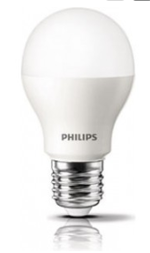 Philips LED LAMP bulb lamp 9.5W (60W) E27 (grote fitting) warm wit led verlichting