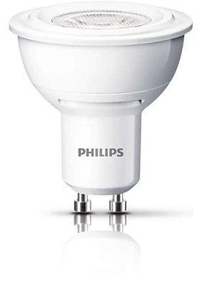Philips LED Spot 3W (25W) GU10 niet dimbaar warm wit 2700K