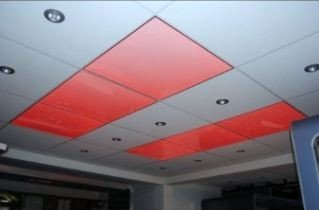 LED flat panel RGB