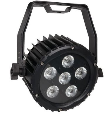Showtec Power Spot 6 Q5 RGBWA 5-in-1 LED