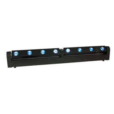 Showtec Wipe Out 9W witte LED bar beam movinghead