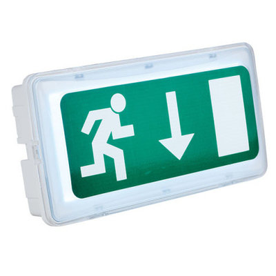 Showtec Safeled Emergencylight, noodverlichting,vluchtwegverlichting LED