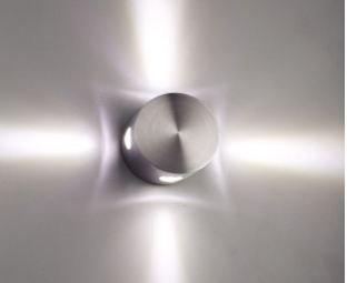 Wandlamp 4X1W