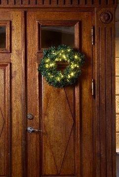 Spar deurkrans