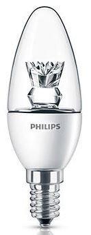 Philips kaars helder