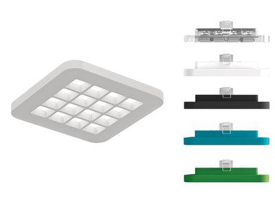CLS Ultima plafondinbouw LED inbouw downlight armatuur 20W 2700K, 3000K, 4000K, 5000K,   8°, 12°, 30°, 60°, 12x46°