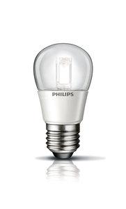 Philips MyAmbiance LED Lamp Kogel E27 3W Warm Wit Dimbaar