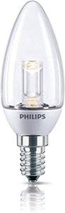 Philips MyAccent LED Kaars Helder E14 2W Warm Wit Niet Dimbaar