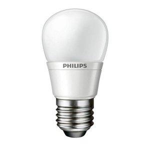 Philips MyVision LED Kogel Mat E27 3W Warm Wit Niet Dimbaar