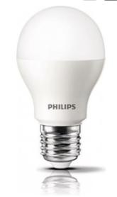 Philips LED Lamp Bulb lamp 9.5W (60W) E27 Warm Wit