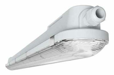 Philips CoreLine WT120C IP65(waterdicht LED armatuur) 1223mm 41w 4000lm 4000K vervangt 2x36W tl