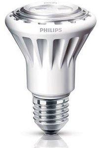 Philips LED lamp reflektor E27 (grote fitting) dimbaar 7W (50W) led verlichting