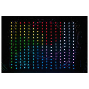 Showtec Pixel Bubble 80 MKII incl 15 strings 50mm RGB LED pixel balls