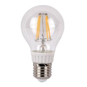 Showtec LED Bulb Clear WW filament led lamp peer 4Watt 2700K dimbaar