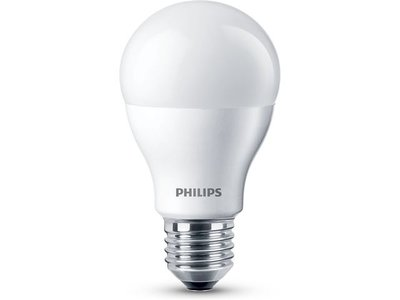Philips LED LAMP bulb lamp 10W (60W) E27 (grote fitting) warm wit led verlichting