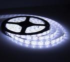 LED-strip-flexibel-enkele-kleur-5-Meter-koud-wit-6500K-daglicht-12V-144W-per-meter-IP20-witte-printplaat-pcb